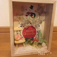 12月15(金)16(土)アトリエのクリスマス(^^♪ワークショップ(1)