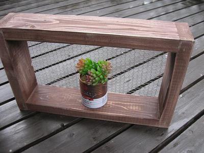 また、また「ごけ茶」の木工です♪