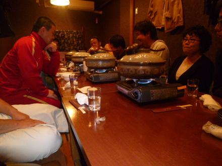 鍋の試作会☆