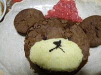 くまのこケーキ♪
