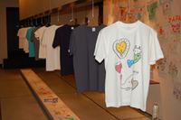三陸 笑顔の展覧会&復興支援Tシャツ展開催!
