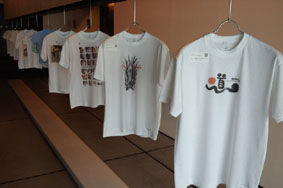JMAAチャリティTシャツ選抜展15日より開催!