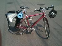 東京から宮崎まで自転車で走り口蹄疫支援を!