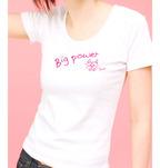 吉田照美さん唐橋ユミさんチャリティTシャツ販売!