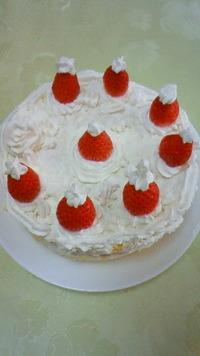 昭和のケーキ?