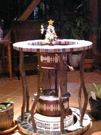 クリスマスツリー (^^♪