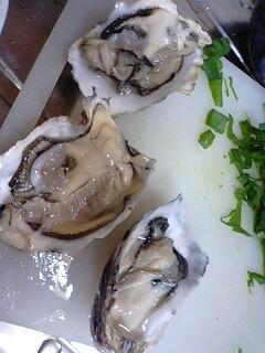 ★焼き牡蠣★