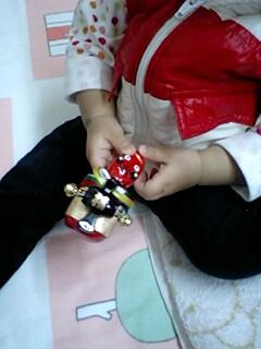 姫と赤ベコ