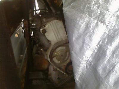 ステップバン エンジン