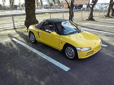 ホンダ ビート E07A
