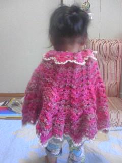 編み編み☆