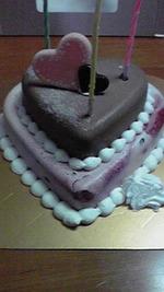 大好きなアイスケーキ
