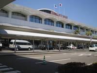 空の玄関宮崎空港のバリアフリー