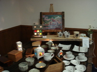 工房 銀の波 展示会 「月夜に楽しむ灯りと食卓」展