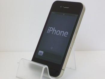 中古★SoftBank☆iPhone4 16GB☆入荷