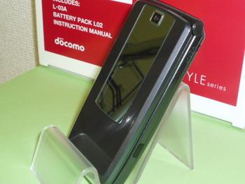 新品未使用☆docomo★L-03A 入荷。