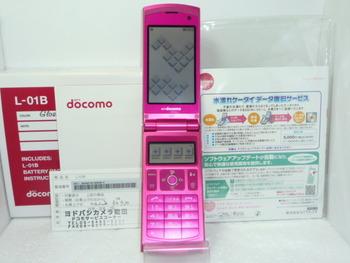 ★新品同様☆docomo L-01B★ 入荷しました!