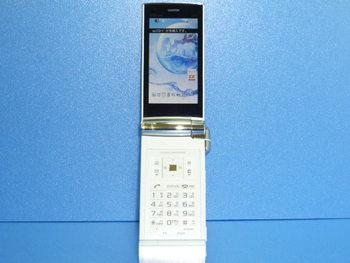 中古☆au★BRAVIA Phone★S004☆携帯★入荷