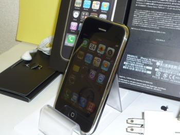超美品☆SoftBank★iPhone 3G 8GB☆入荷。