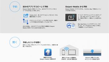 「Sleipnir」iOS版・Mac版がアップデート、ページをMacへ送信可能に