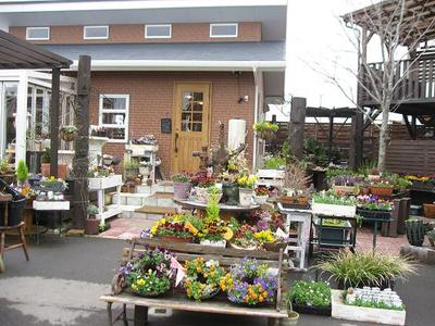 春のHappy garden
