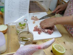 お料理教室。。。