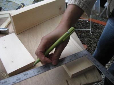 木工教室!無事終了。。。