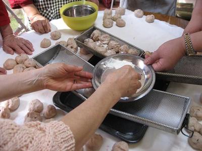 パン体験教室