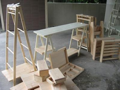 出来上がり木工~イベントへ!
