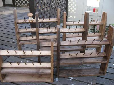 №⑰3月からのイベントに持って行く木工