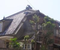 木心創造工事!屋根⒈