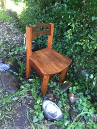 見立の椅子 2016/06/26 10:50:55