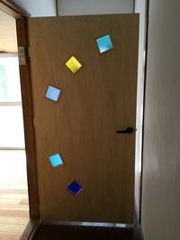 おかえりドア完了!