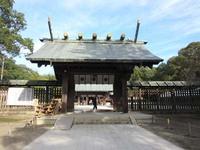 宮崎神宮での写真WS・2!