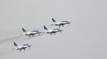 航空祭前日