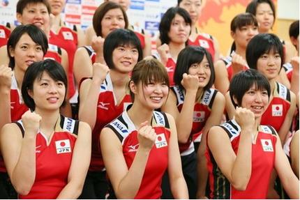 全日本 女子 バレー