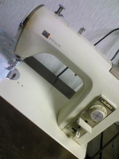 久しぶりの縫い物