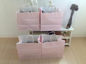 この袋を目印にしてくださいね(^_-)