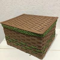 蓋つきボックス完成(о´∀`о)