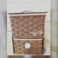 引き出し付き収納ボックス(╹◡╹)