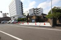 官公庁付近駐車場出ました!!