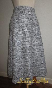 Aラインスカート♪