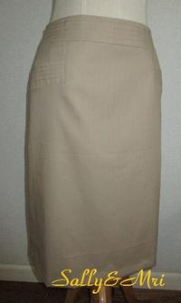 スカート♪