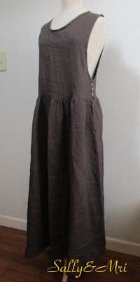 ジャンバースカート♪