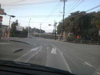 日南市へのドライブ