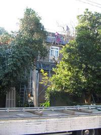 築79年の補修工事