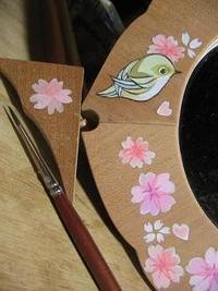 桜と小鳥 2012/09/08 19:13:22