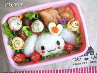 シナモンロール☆キャラ弁