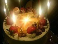 『お誕生日、ありがとう!』