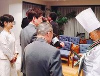ハンガリー大使館『叙勲伝達式とFoodex Japan2017前夜祭』 2017/03/08 18:30:00